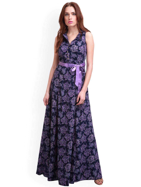 Buy Maxi Dresses Online - Fn Dress