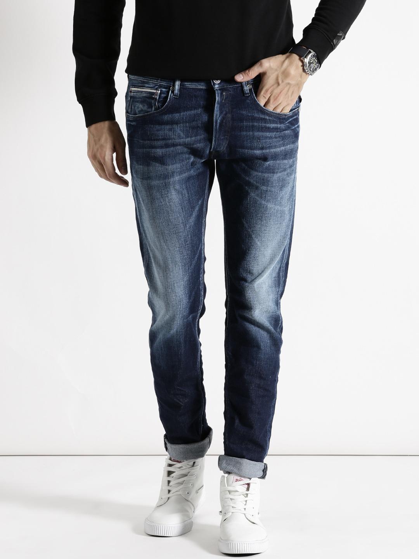 Jeans for Men - Buy Men Jeans Online - Regular, Low Waist Jeans ...