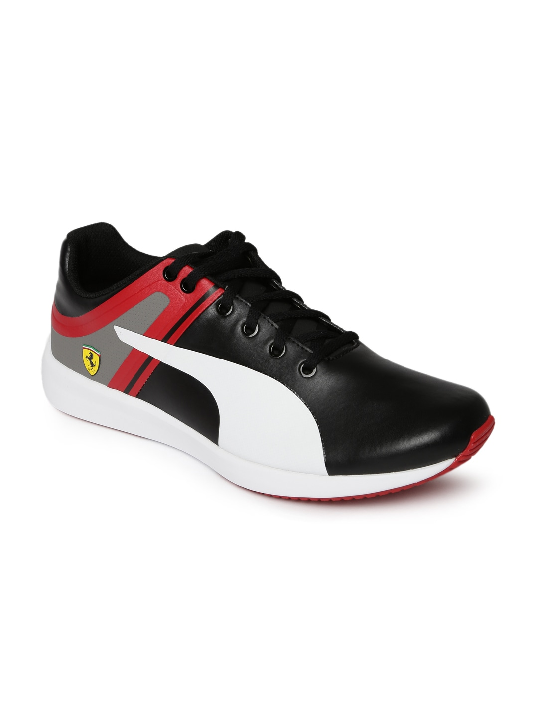 puma shoes black and white in women s prison association jobs