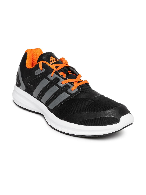 Adidas Men Black Solonyx 1.0 Running Shoes
