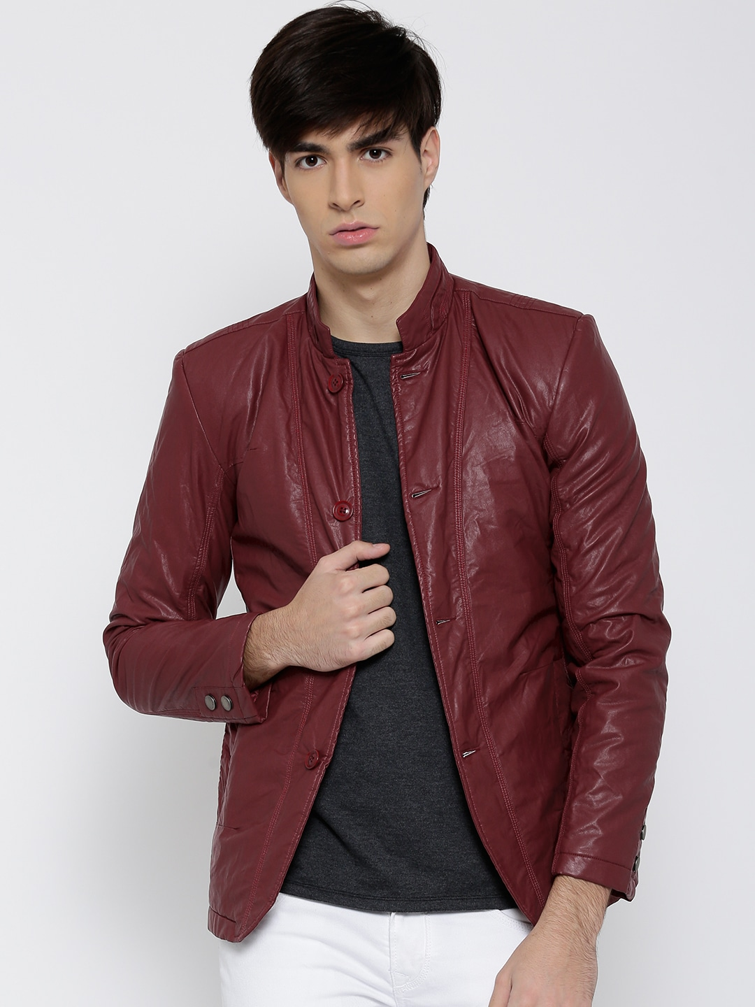 Leather Jackets | Buy Leather Jackets Online in India