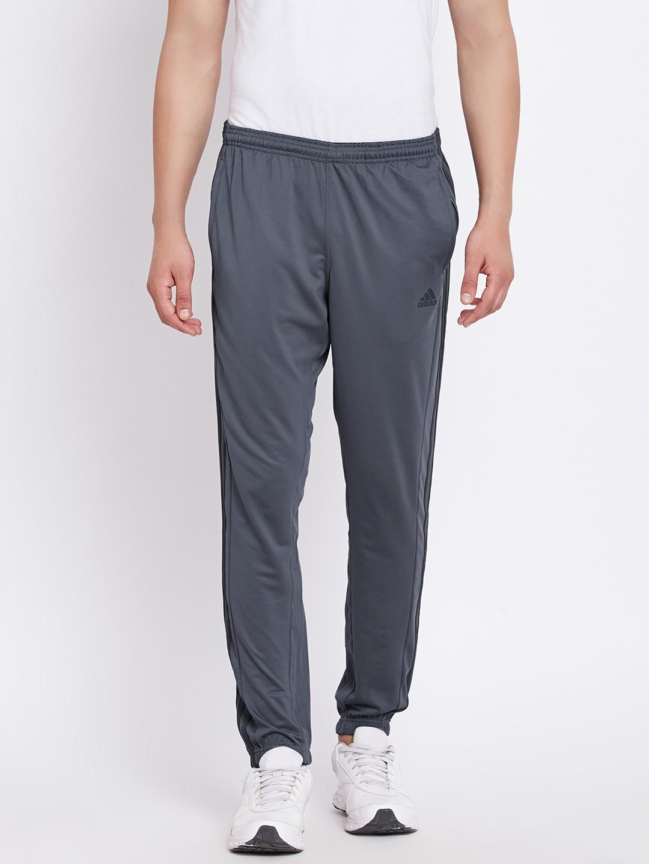 slim fit adidas track pants