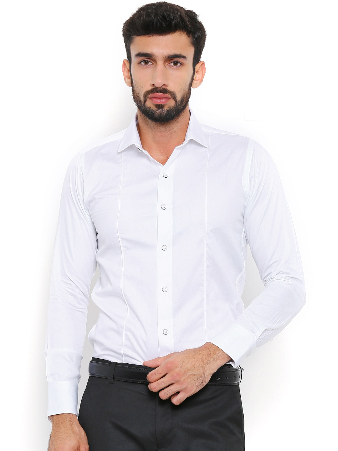 White shirt for men formal is shirt for Mens formal white shirts