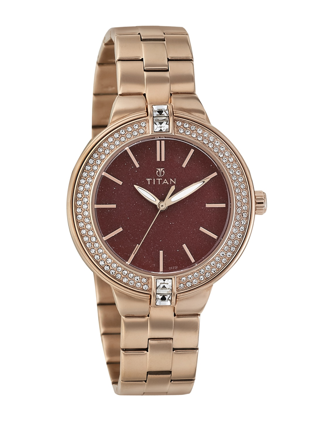 joule watch sportique maroon gold b products rose watches breda