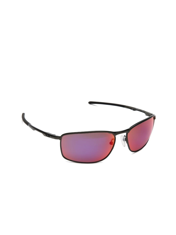 where can i buy oakley sunglasses 0nos  OAKLEY Conductor 8 Men Mirrored Rectangle Sunglasses 0OO4107