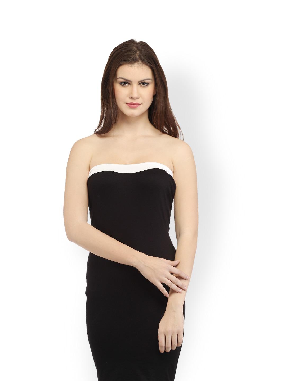 Tube Dresses - Buy Tube Dresses online in India