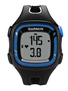 Garmin Forerunner 15 Unisex Black & Blue Smart Watch
