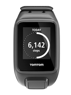 TomTom Spark Unisex Black Music GPS Fitness Smart Watch Small