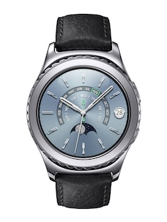 Samsung Men Gear S2 Classic Black Bluetooth Smart Watch SM-R7320WDAINU