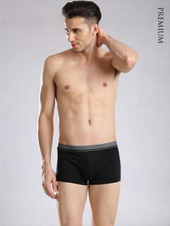 Emporio Armani Black Trunks 111389-5P730