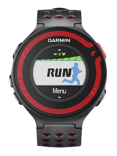 Garmin Forerunner 220 Unisex Black Smart Watch
