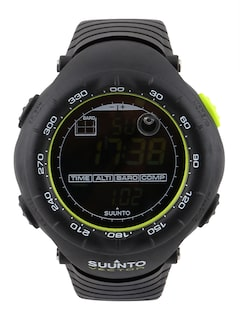 Suunto Unisex Black Outdoor Smart Watch