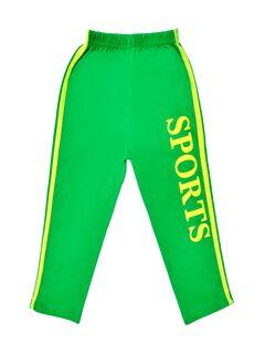 SWEET ANGEL Girls Green Track Pants