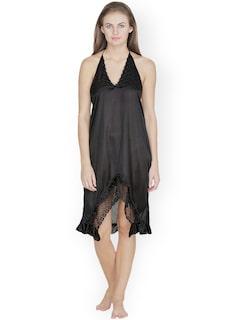 Klamotten Black Nightdress X102