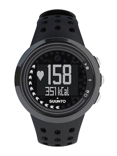 Suunto Unisex Black Fitness Smart Watch