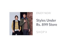 Myntra Fashion Store (John Players,Roadster & More) discount offer  image 1