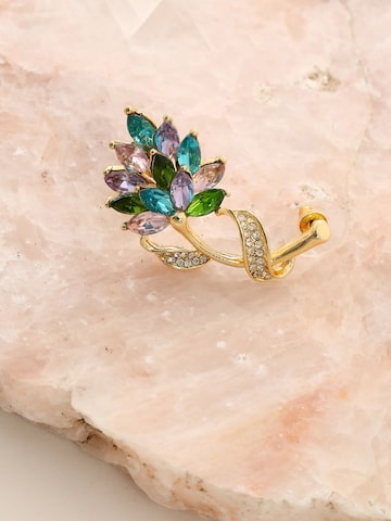DressBerry Gold-Toned Ear Cuff at myntra