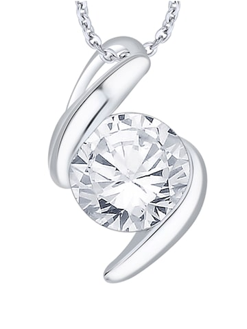 Peora Sterling Silver Pendant at myntra
