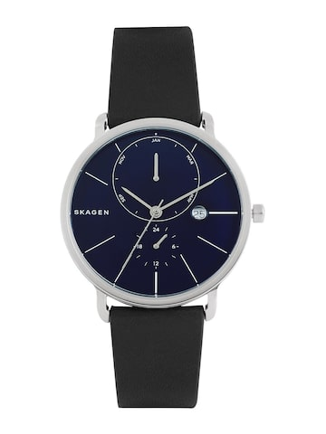 SKAGEN Denmark Men Navy Dial Watch SKW6241I at myntra