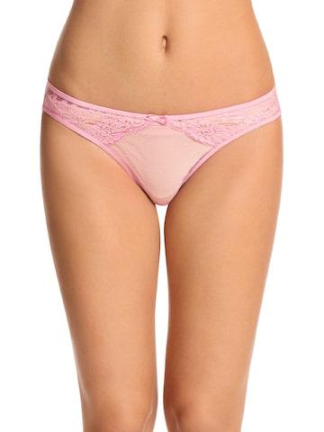 PrettySecrets Pink Bikini Briefs PS1215SBLLPN02 at myntra
