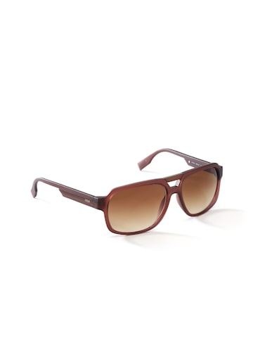 GUESS Unisex Square Sunglasses 6804 3F 60 at myntra