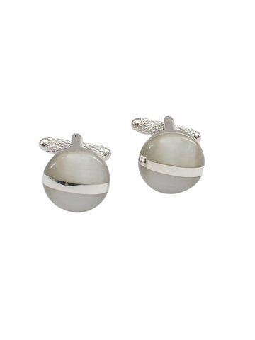 Alvaro Castagnino Off-White Cufflinks at myntra