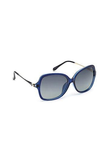 DressBerry Women Gradient Square Sunglasses MFB-PI-6038 at myntra