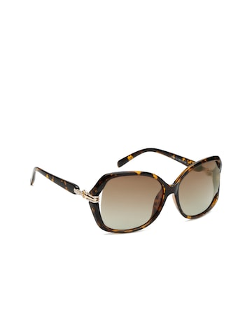 DressBerry Women Gradient Oversized Sunglasses MFB-PI-8805-B- at myntra