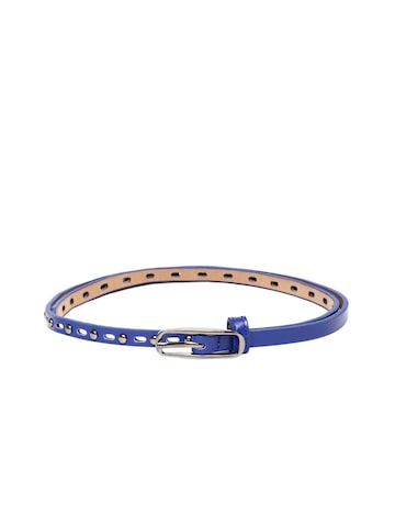 DressBerry Women Blue Embellished Belt at myntra