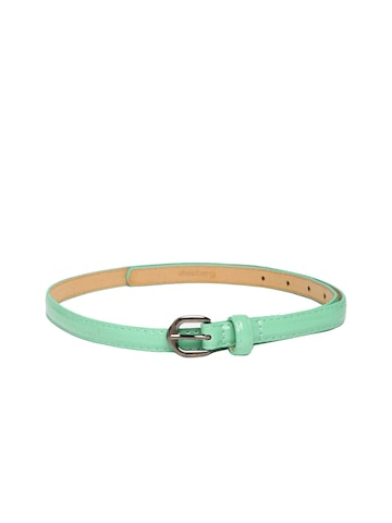 DressBerry Women Green Belt at myntra