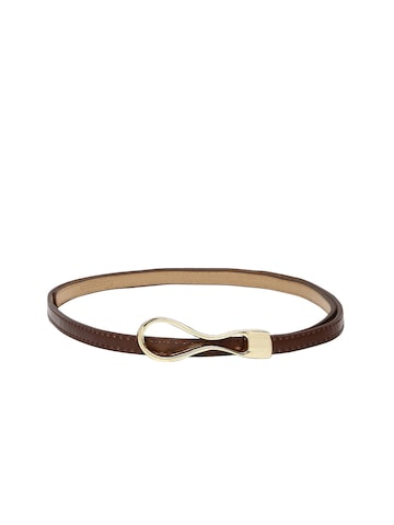 DressBerry Women Brown Belt at myntra