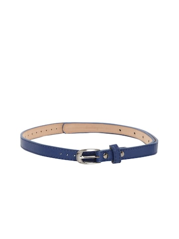 DressBerry Women Blue Belt at myntra