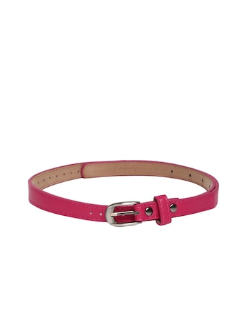 DressBerry Women Pink Belt at myntra