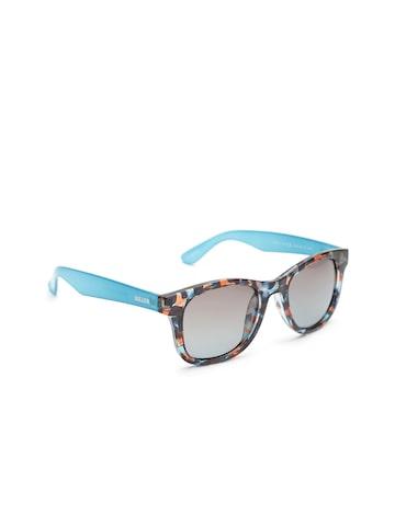 Killer Unisex Polarised Printed Wayfarer Sunglasses KL3035ASXC1 at myntra
