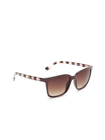 Killer Men Printed Square Sunglasses KL3036ASXWINE at myntra