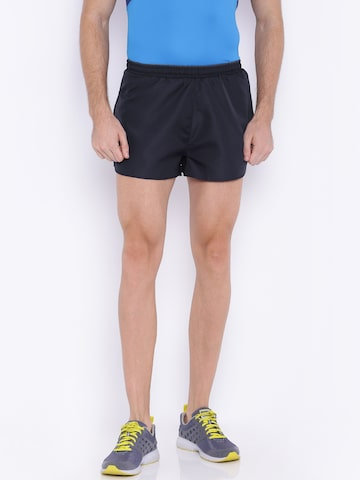 Proline Active Men Navy Solid Sports Shorts at myntra