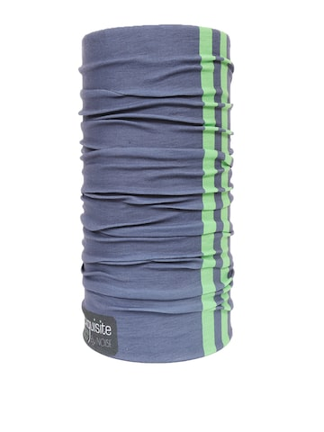 NOISE Unisex Navy Striped Headwear at myntra