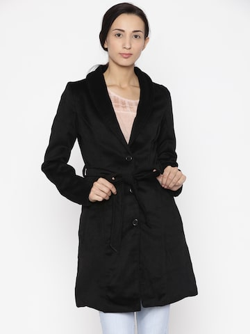 Jealous 21 Women Black Solid Tailored Jacket Jealous 21 Jackets at myntra