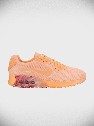 Nike Women Peach-Coloured Air Max 90 Ultra BR Casual Shoes at myntra