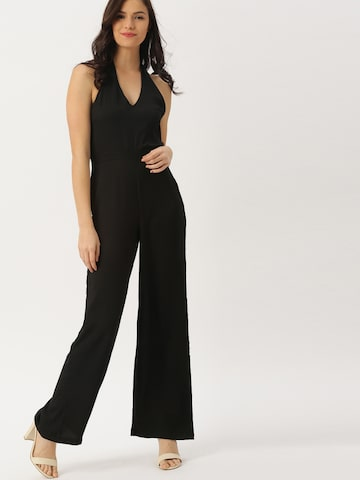 DressBerry Women Black Jumpsuit at myntra