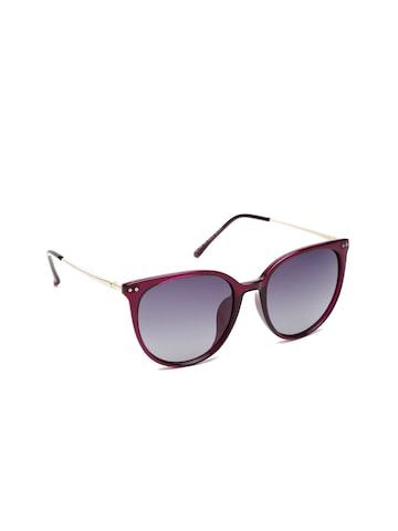 DressBerry Women Oval Sunglasses MFB-PN-TSD-BL2500-1 at myntra