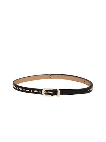 DressBerry Women Black Embellished Belt at myntra