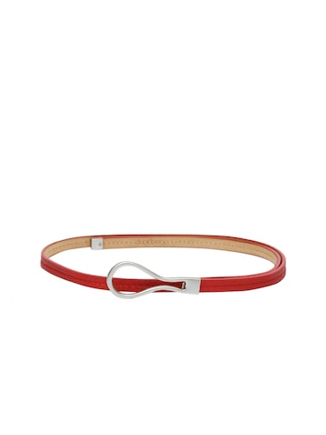 DressBerry Women Red Belt at myntra