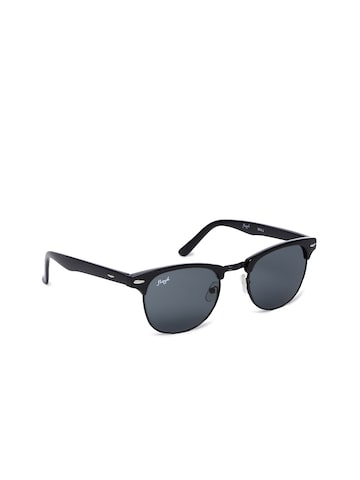 Floyd Unisex Browline Sunglasses 17129 at myntra
