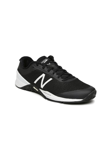c0694609260 New Balance Women Black WX40BW Training Shoes from myntra in Women Footwear