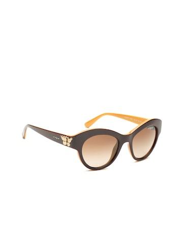 vogue Women Cat Eye Sunglasses 0VO2872S21841350 vogue Sunglasses at myntra