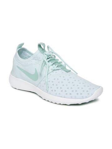 Nike Women Mint Green Wmns Juvenate Sneakers at myntra