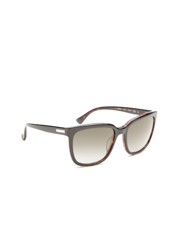 Calvin Klein Women Square Sunglasses CK4253S 320 at myntra