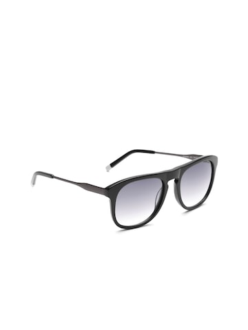 Calvin Klein Unisex Square Sunglasses CK4320S 001 at myntra