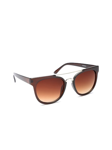 DressBerry Unisex Wayfarer Sunglasses at myntra